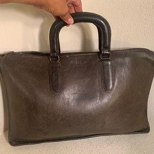 Vintage Coach Bonnie Cashin Lg Briefcase Satchel